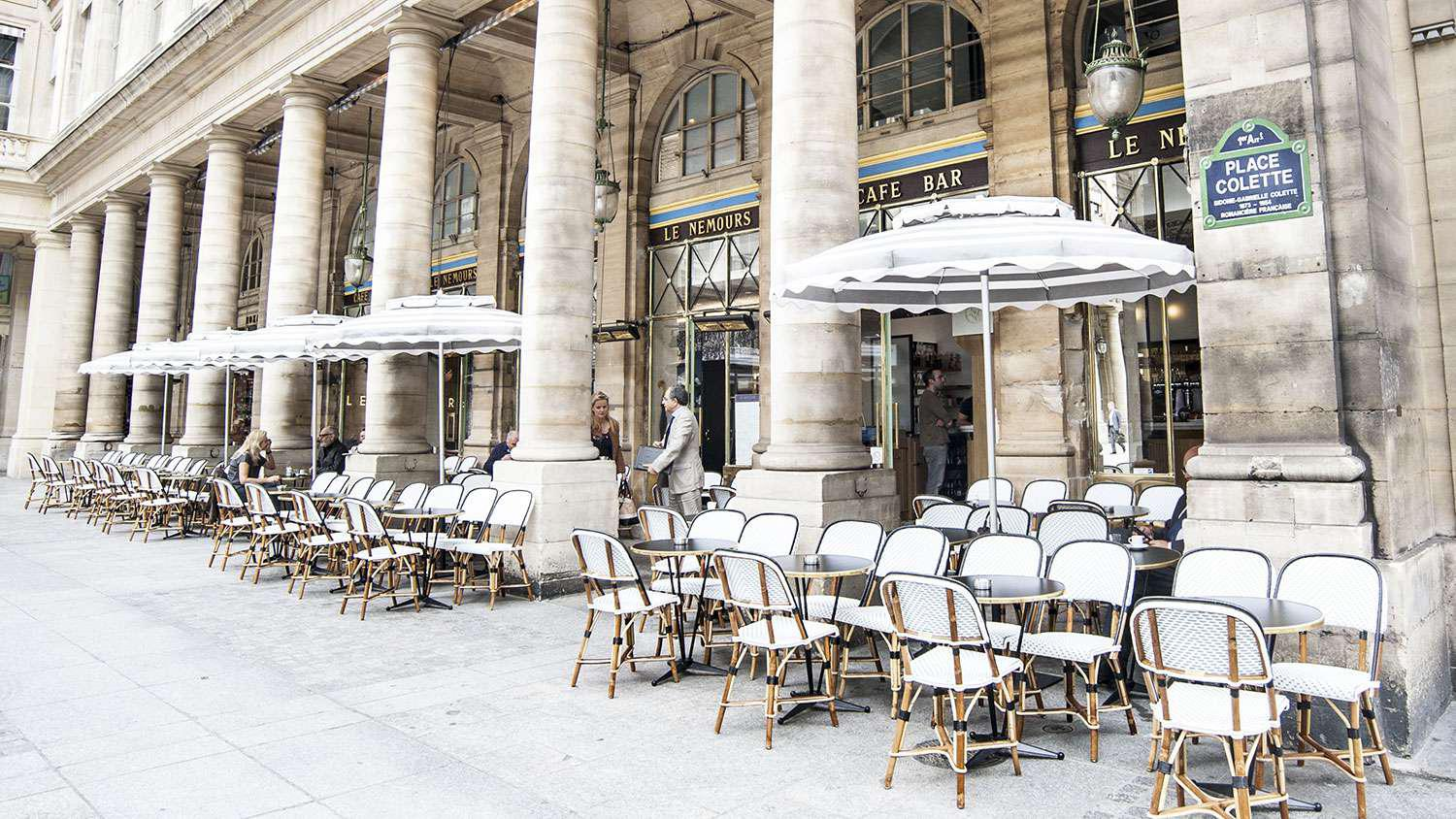 Le Comedie Cafe Paris